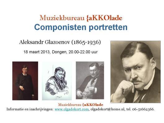 Lezing A.Glazoenov-18 maart 2013-OdeKort