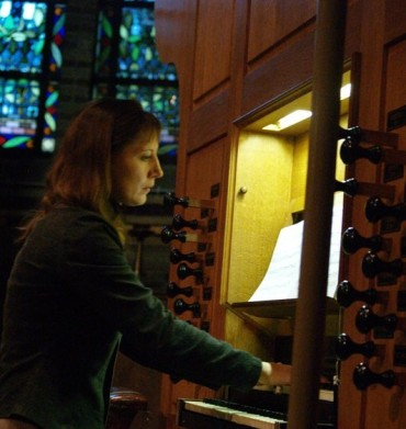 Olga de Kort, orgel