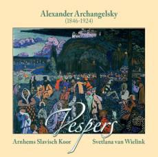 cd Vespers A.Archangelsky