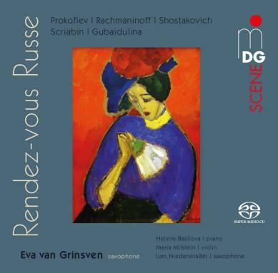 Rendez-vous Russe Eva van Grinsven