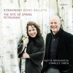 Stravinsky cd kaft